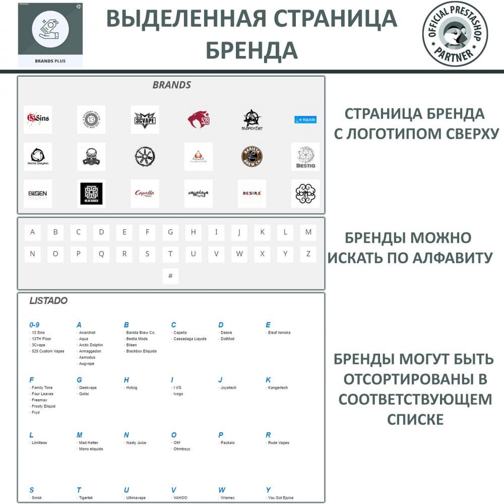 module - Бренды и производители - Brands Plus - Responsive Brands & Manufacturer Carousel - 6