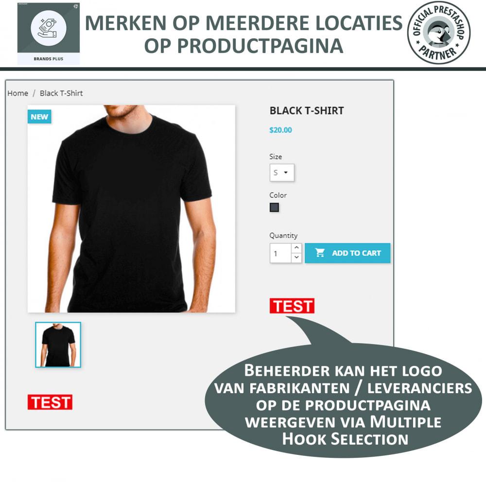 module - Merken & Fabrikanten - Brands Plus - Responsieve Carrousel - 5