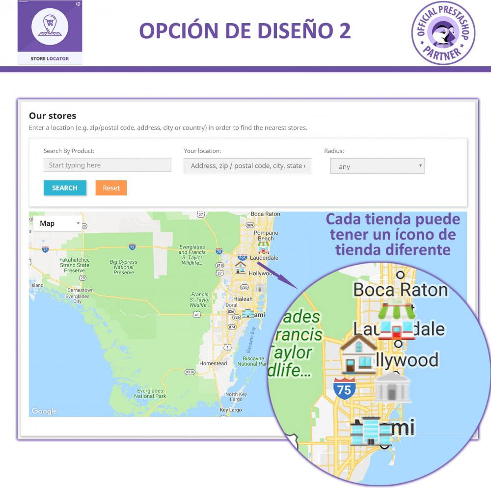 module - Internacionalización y Localización - Localizador de Tiendas con Google Maps - 3