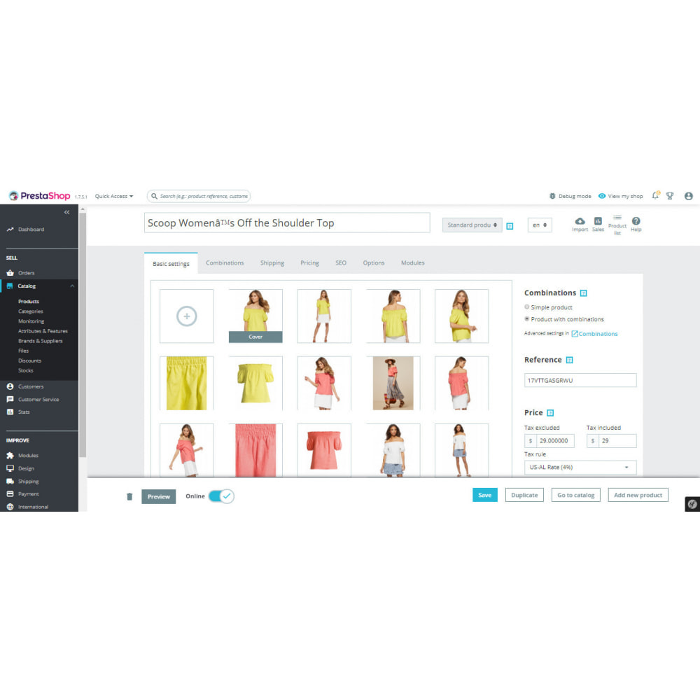 module - Data Import & Export - Copy Products From Walmart   Import Products - 2