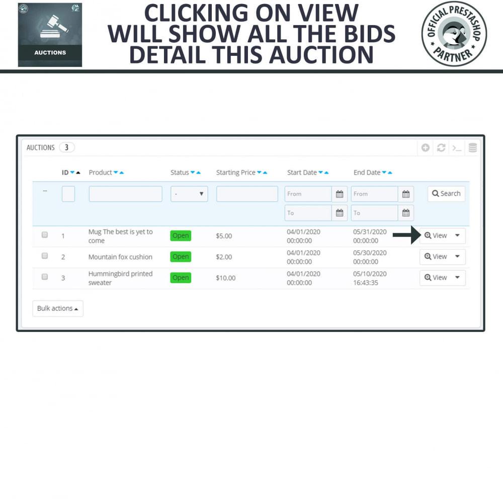 module - Criar um site de leilão - Auction Pro, Online Auctions & Bidding - 13