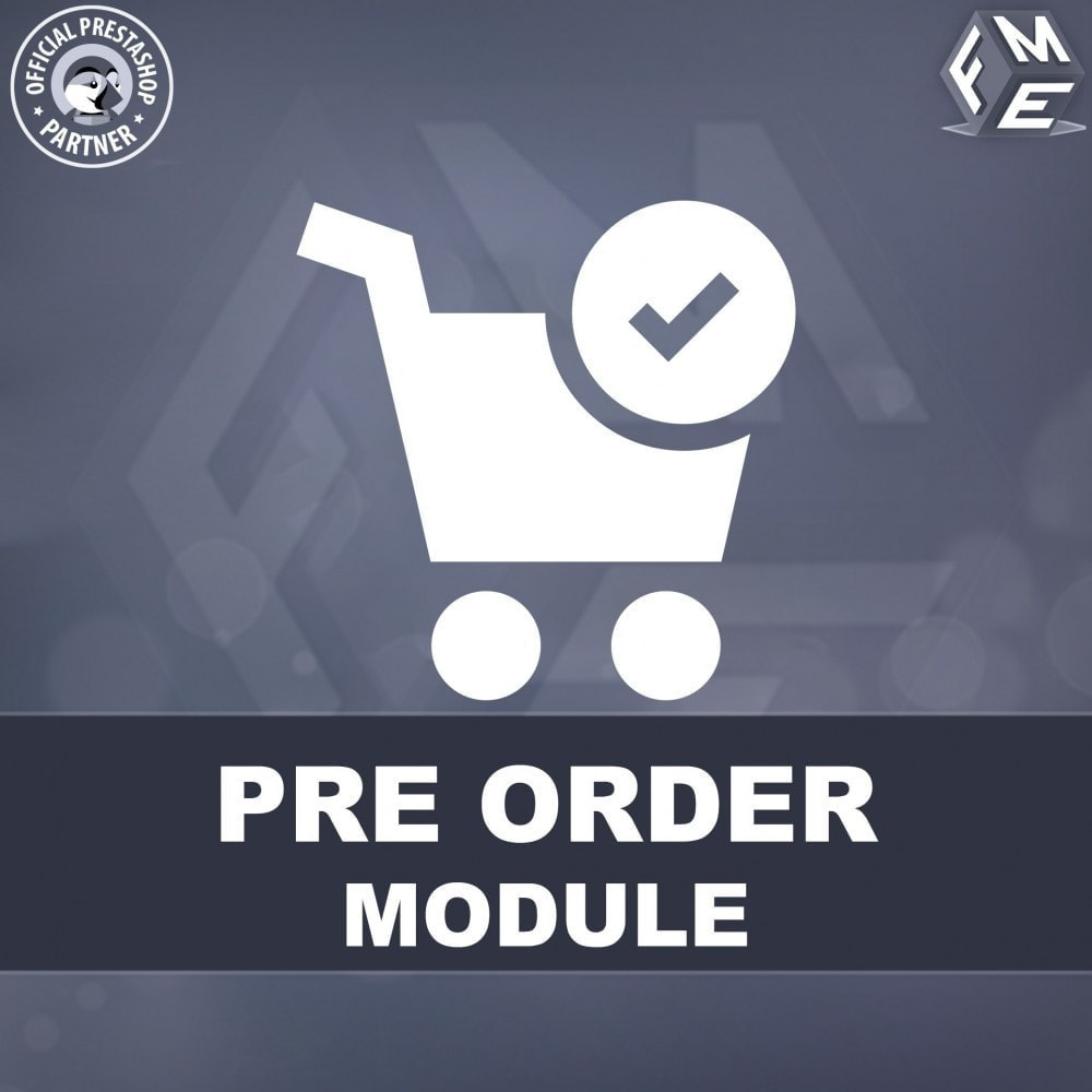 module - Inscripción y Proceso del pedido - Pre-Order - Advance Booking   Out of Stock Selling - 1