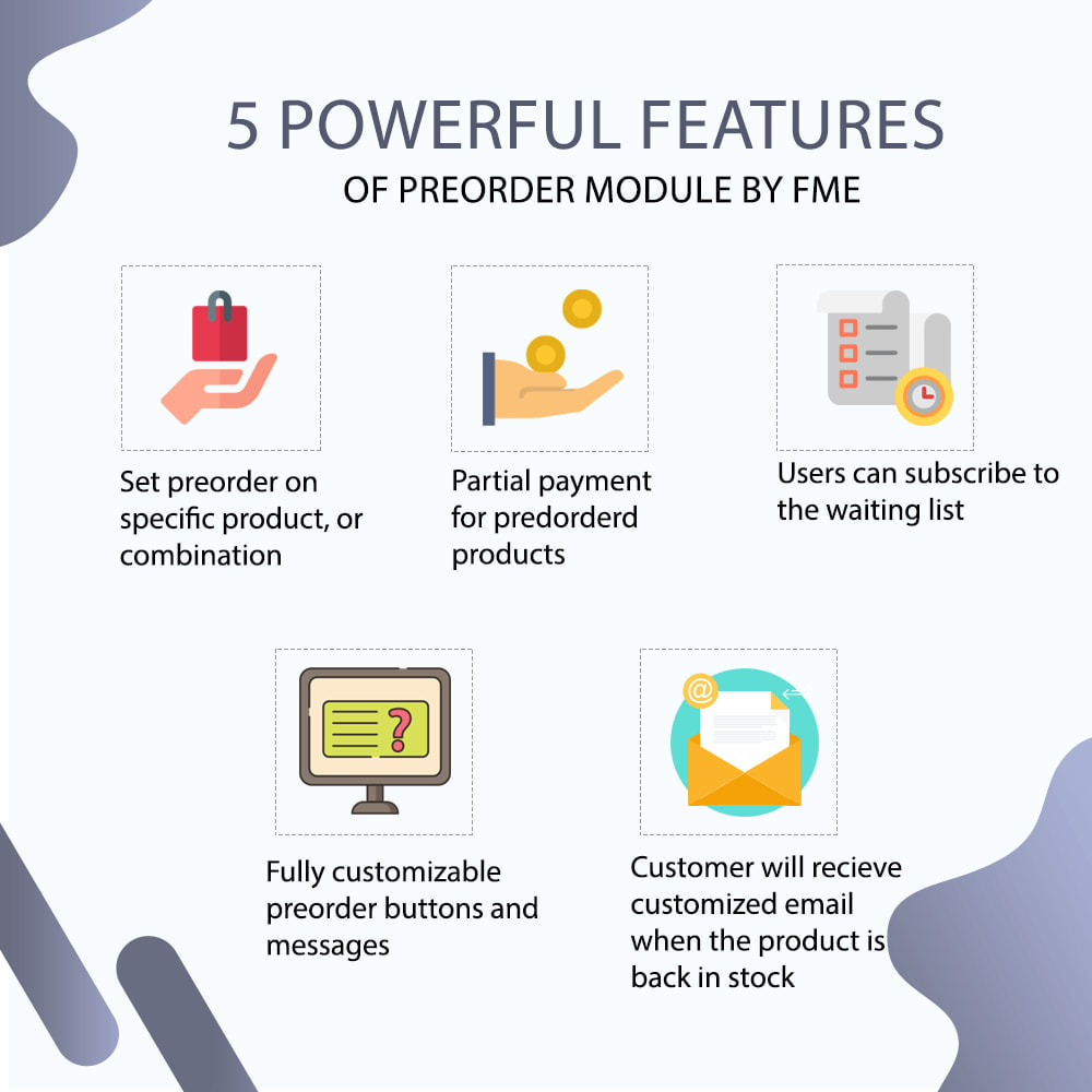 module - Registration & Ordering Process - Pre Order - Advance Booking - 2