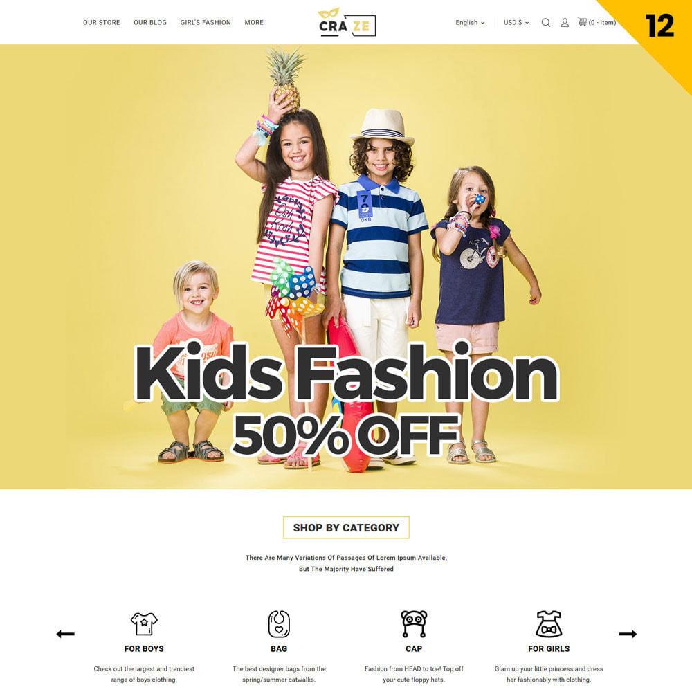 theme - Moda y Calzado - Craze - La tienda en línea multipropósito - 15
