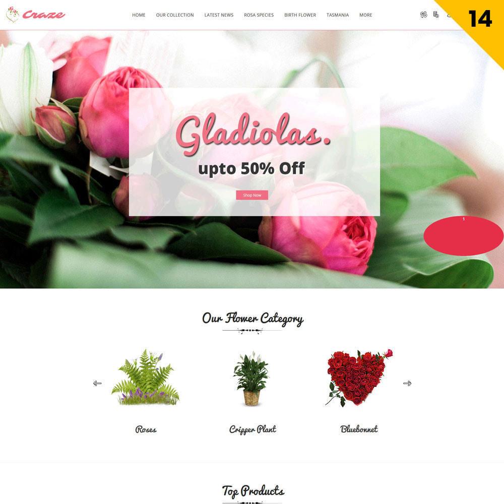 theme - Moda & Calzature - Craze - Il negozio online multiuso - 17