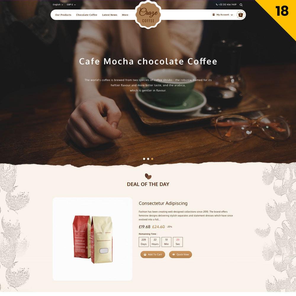 theme - Moda & Calzature - Craze - Il negozio online multiuso - 21