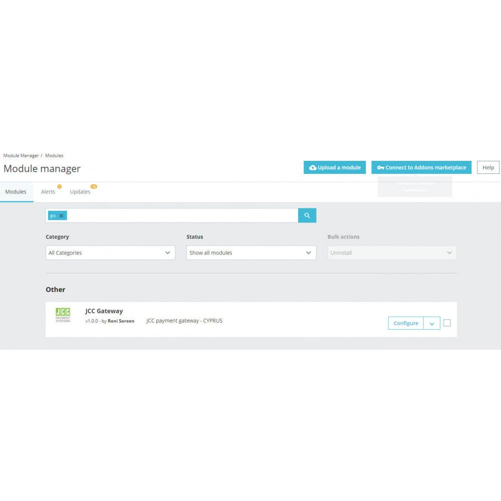 module - Pago - JCC Payment Gateway - 3