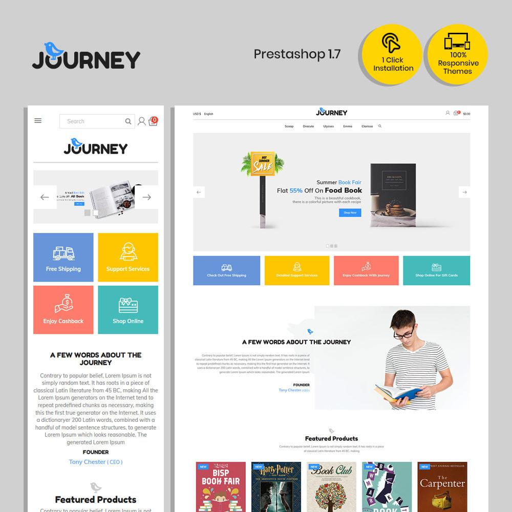 theme - Kultura & Sztuka - Podróż online - Mega Ebook Store - 1
