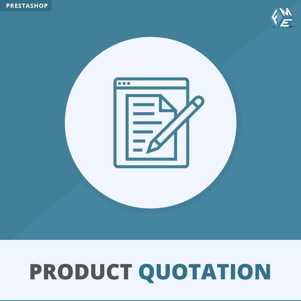 module - Orçamento - Product Quotation - Allow Customer to Ask For Quote - 1