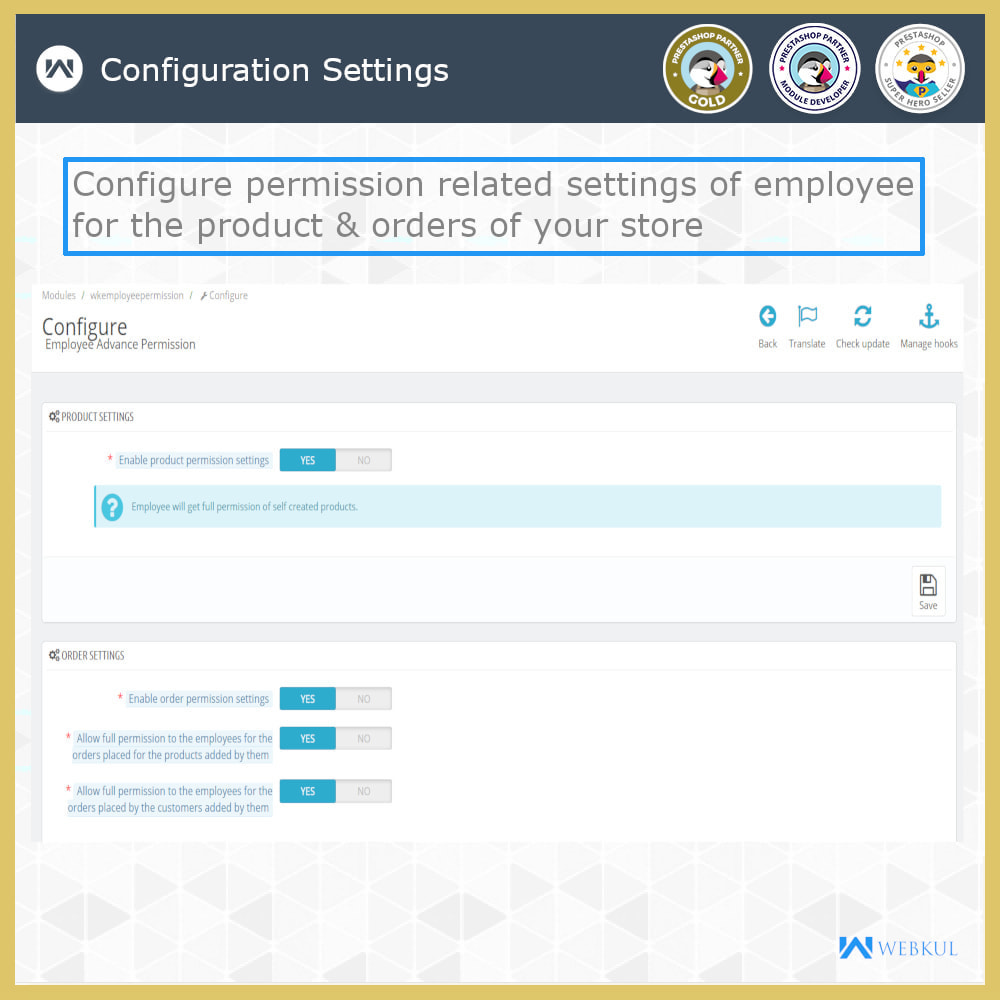 module - Amministrazione - Employee Advance Permission | Admin Staff - 23