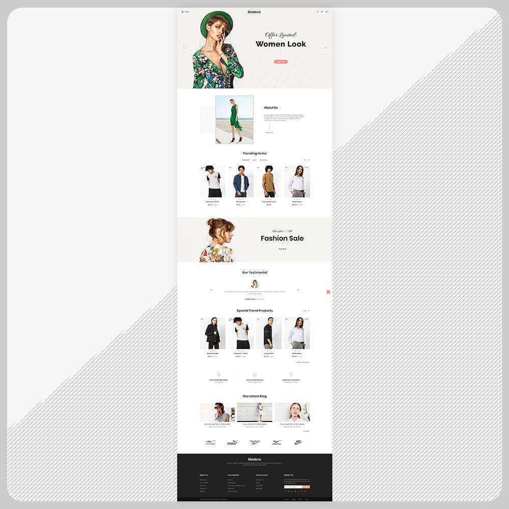 theme - Fashion & Shoes - Diadora Fashion Big Mall - 2