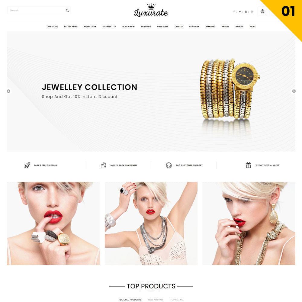 theme - Bellezza & Gioielli - Luxurate - La gioielleria - 4