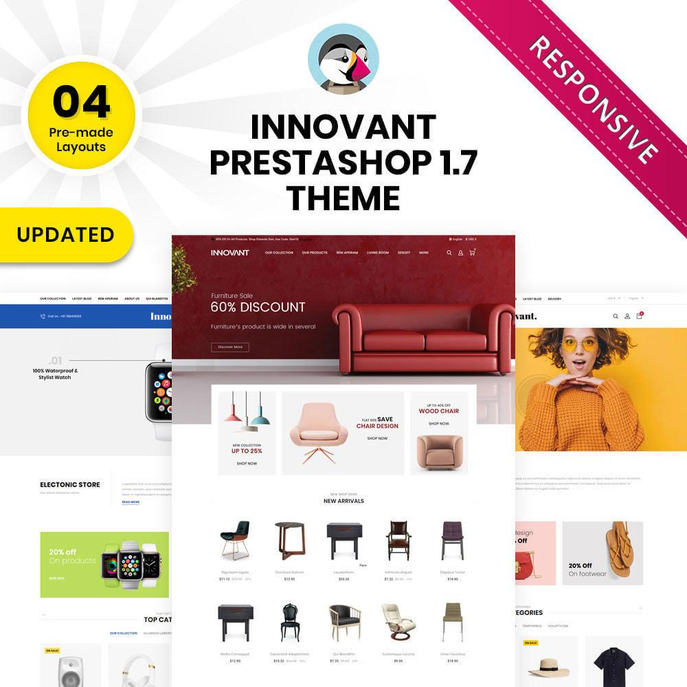 theme - Hogar y Jardín - Innovant - La tienda de muebles - 1