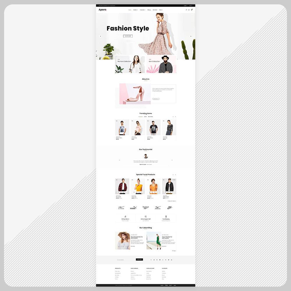 theme - Fashion & Shoes - Apara  Fashion Mega  Mall - 2