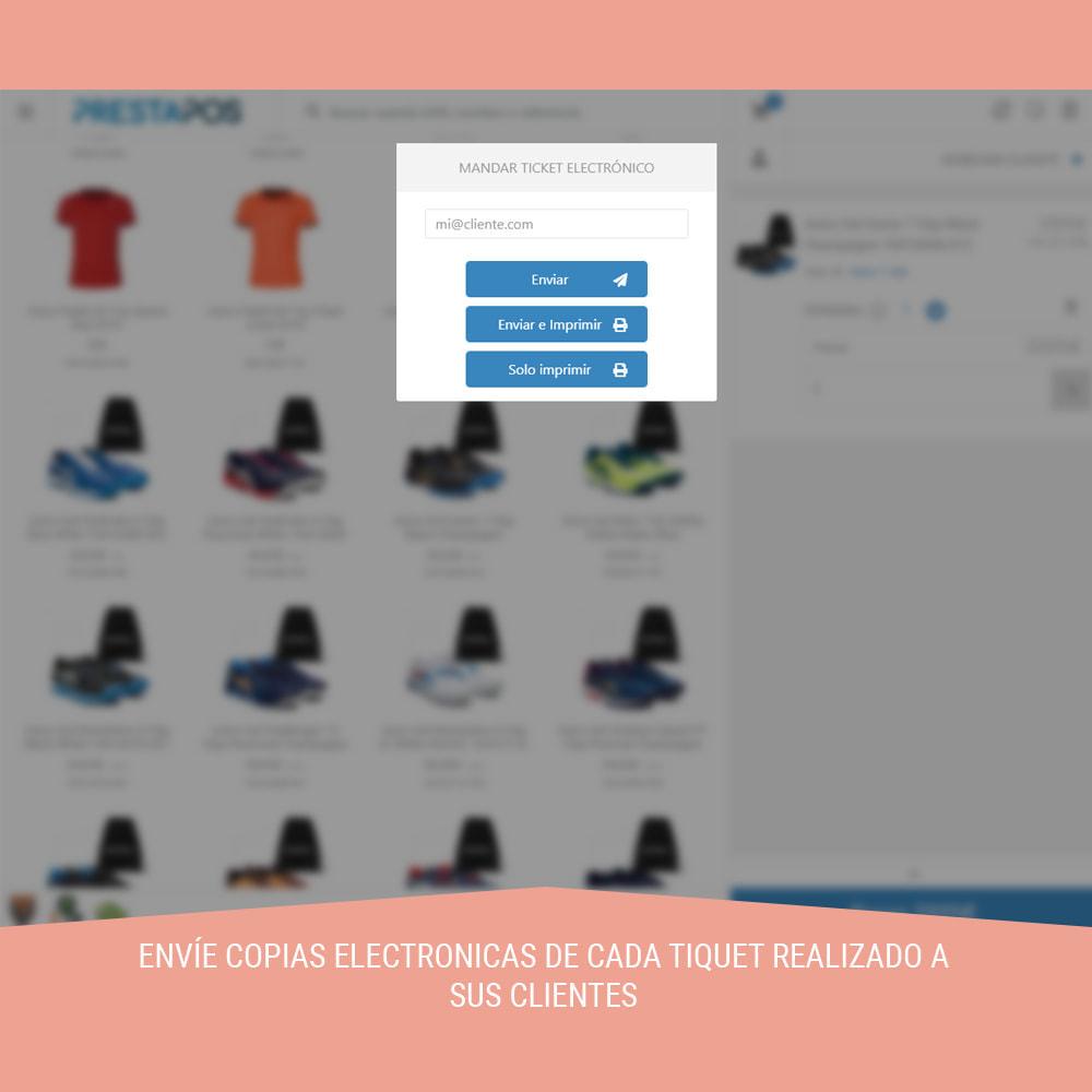 module - Pago en Tienda física (TPV físico) - Prestapos TPV : POS Punto de venta para tiendas - 7