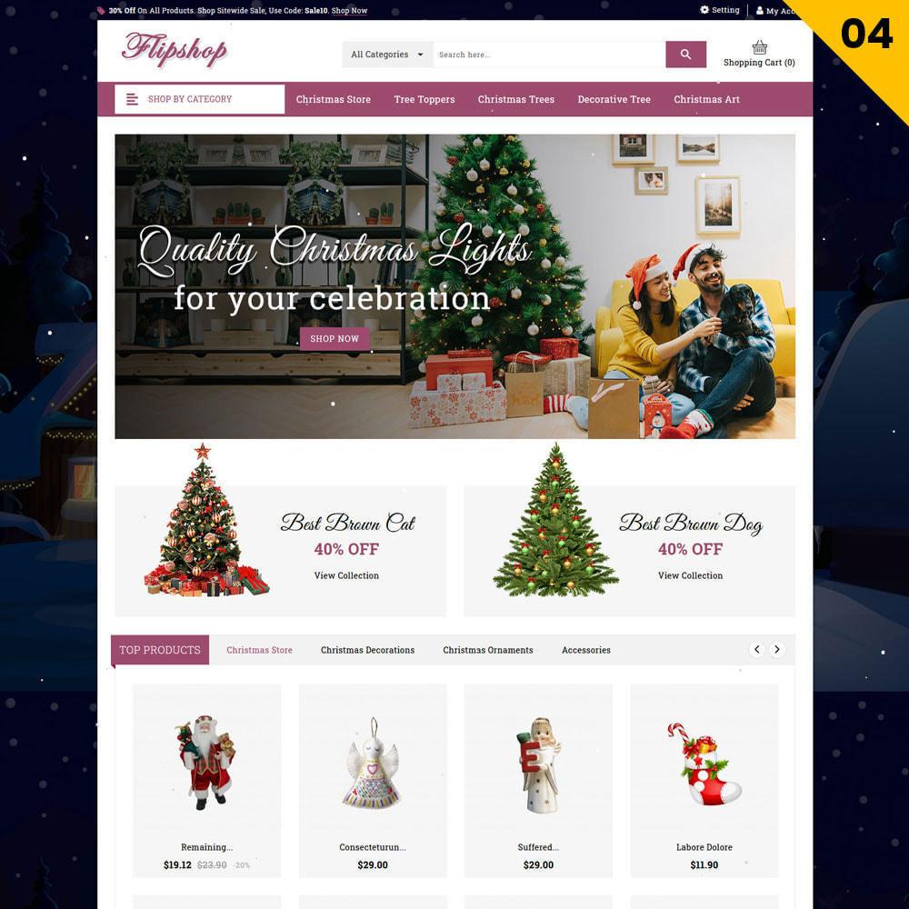theme - Подарки, Цветы и праздничные товары - Flipshop - The Gift Store - 6
