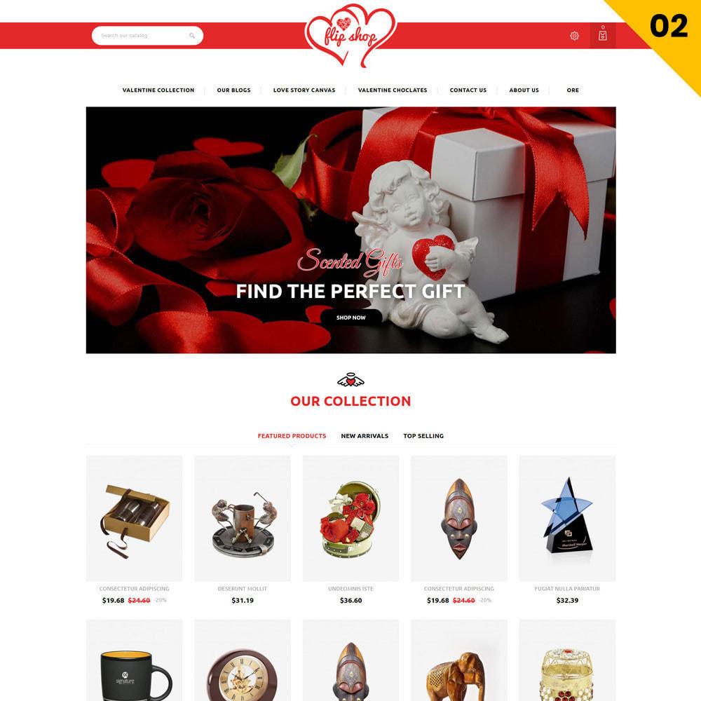 theme - Regalos, Flores y Celebraciones - Flipshop - La tienda de regalos - 5