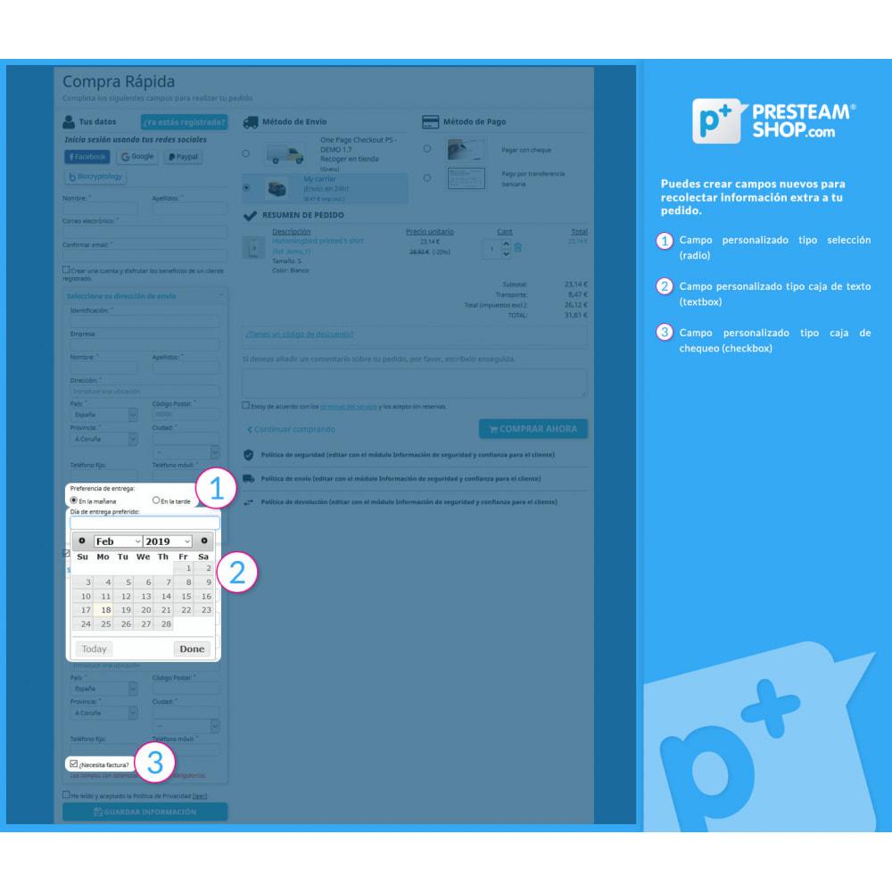 module - Proceso rápido de compra - One Page Checkout PS (Fácil, Rápido e Intuitivo) - 5