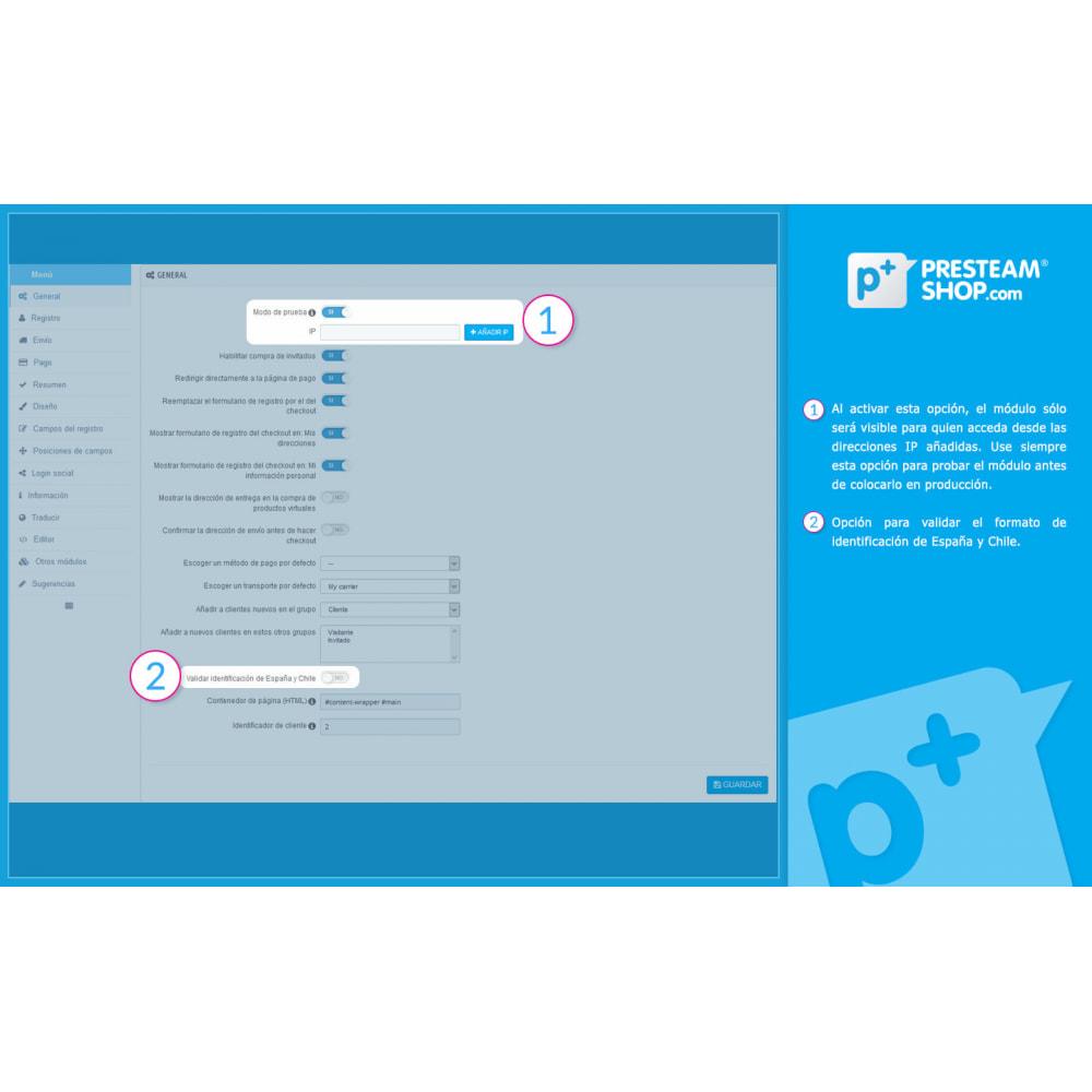 module - Proceso rápido de compra - One Page Checkout PS (Fácil, Rápido e Intuitivo) - 16