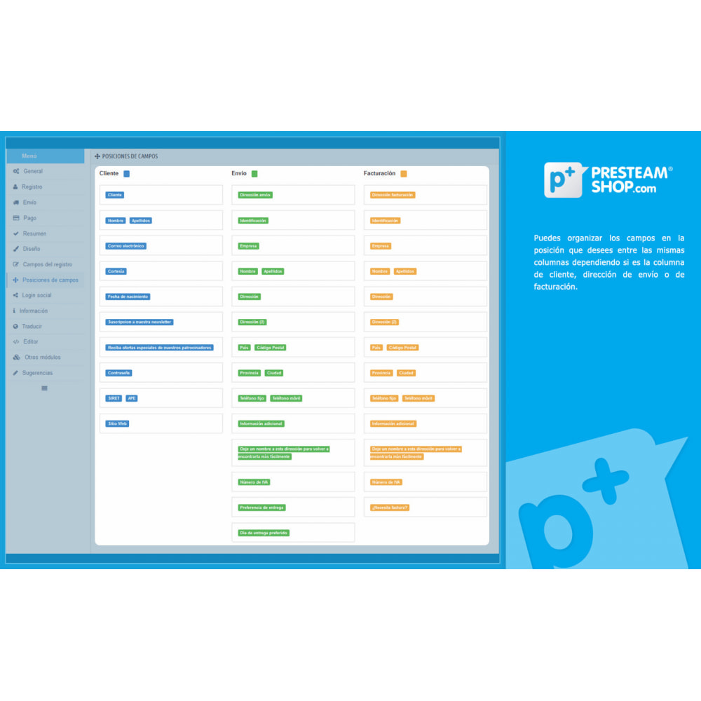 module - Proceso rápido de compra - One Page Checkout PS (Fácil, Rápido e Intuitivo) - 25