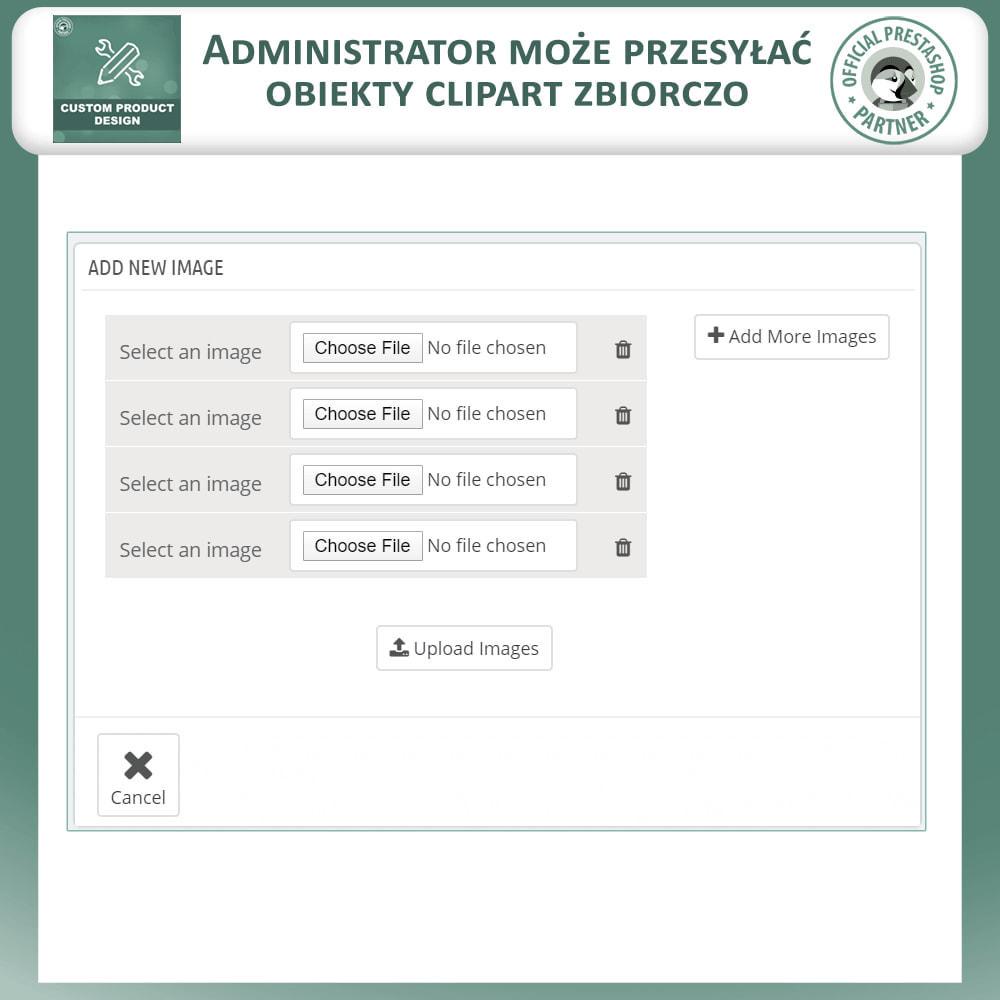 module - Deklinacje & Personalizacja produktów - Projektant Niestandardowego Produktu, Personalizacja - 14