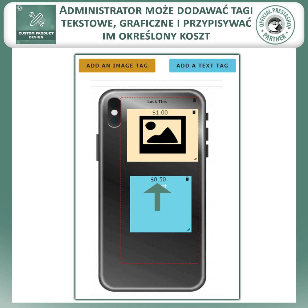 module - Deklinacje & Personalizacja produktów - Projektant Niestandardowego Produktu, Personalizacja - 18