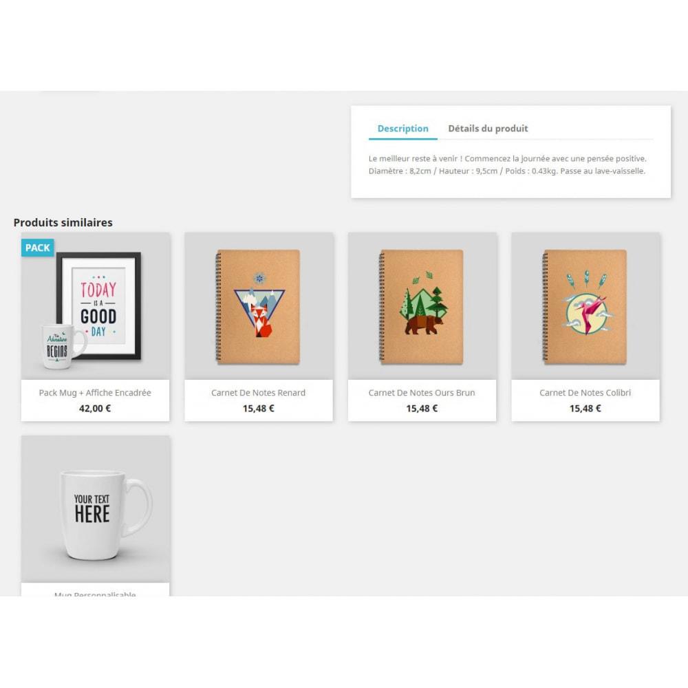 module - Ventes croisées & Packs de produits - Related Products by Product's Tags - 2