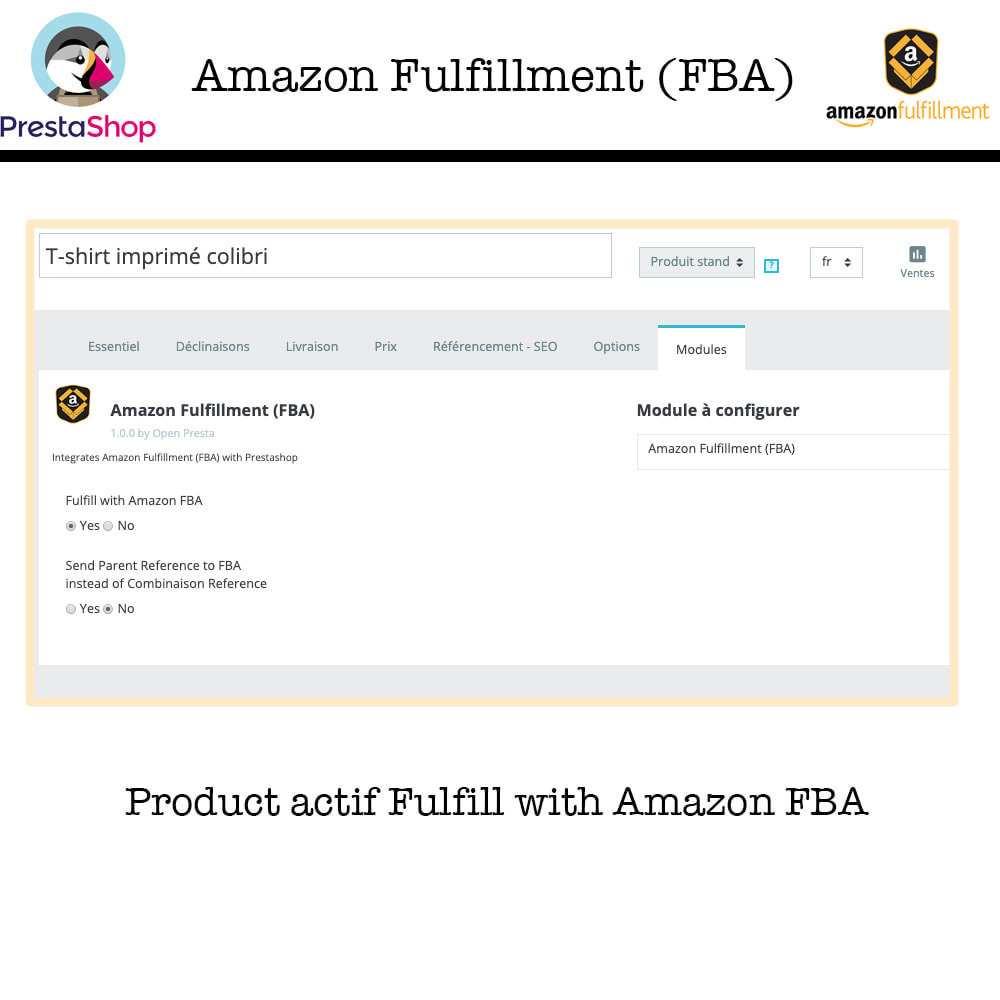 module - Marketplace - Amazon Fulfillment (FBA) - 9