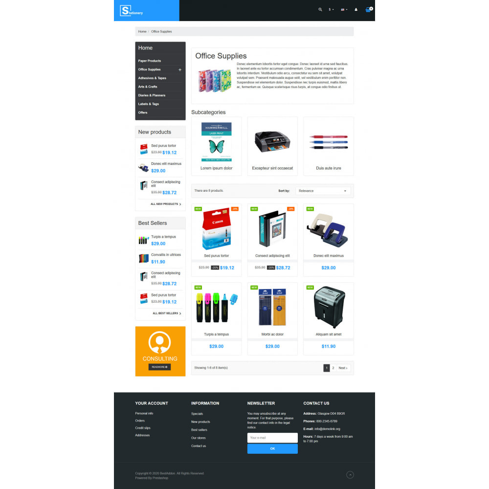 theme - Huis & Buitenleven - VP_Stationery - Page Builder - 3