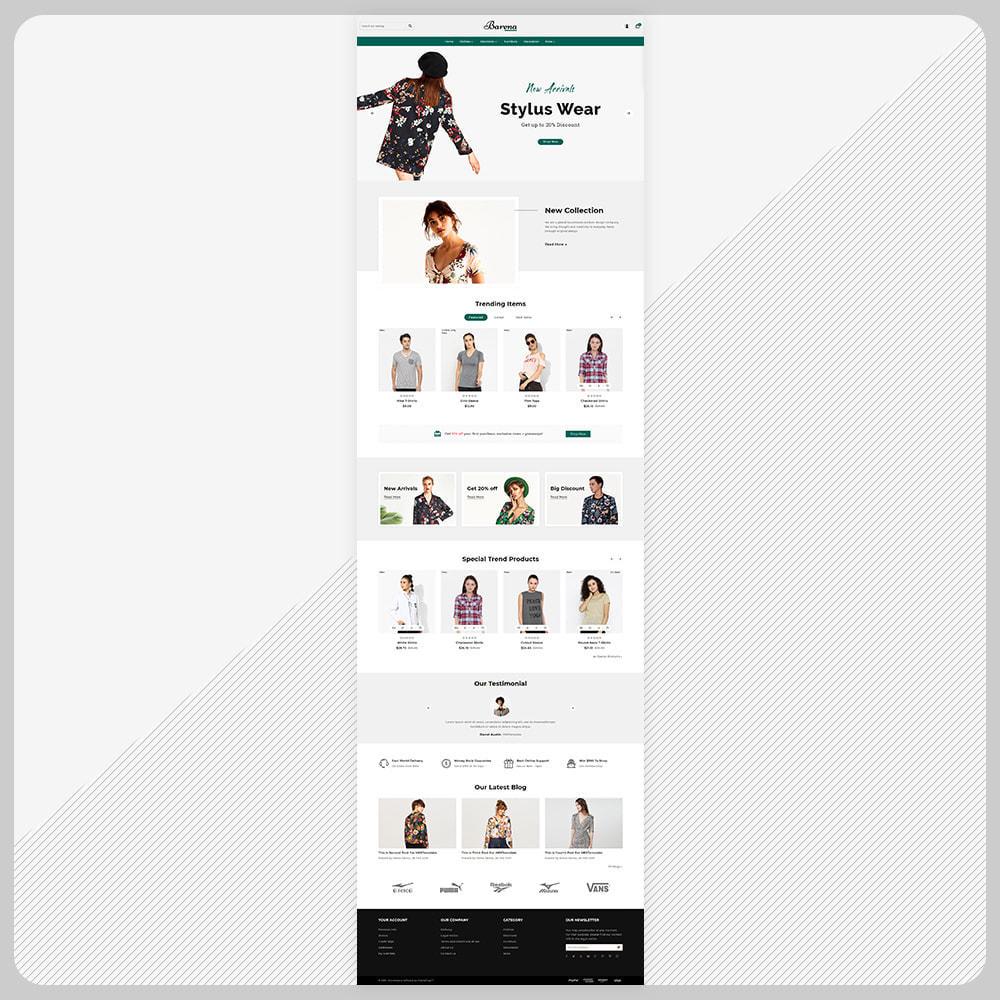 theme - Fashion & Shoes - Barena Fashion Big Mall - 2