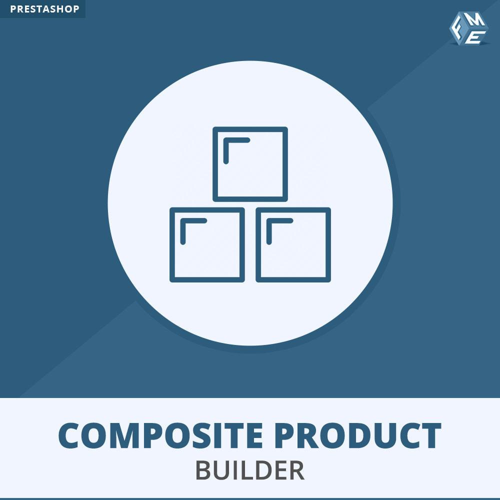 module - Sprzedaż krzyżowa & Pakiety produktów - Konstruktor Produktów Kompozytowych - 1