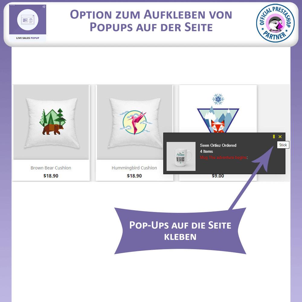 module - Pop-up - Live Sales Popup - 3