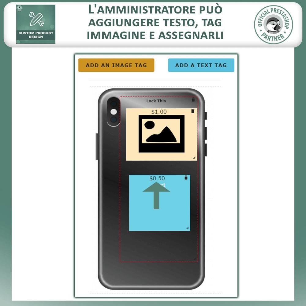 module - Combinazioni & Personalizzazione Prodotti - Designer Prodotto Personalizzato, Personalizza Prodotto - 19