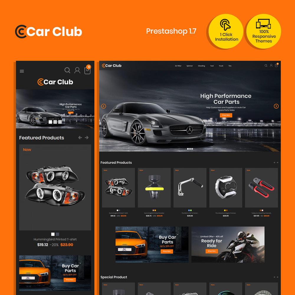 theme - Samochody - Carclub - sklep z częściami zamiennymi do Auto - 2