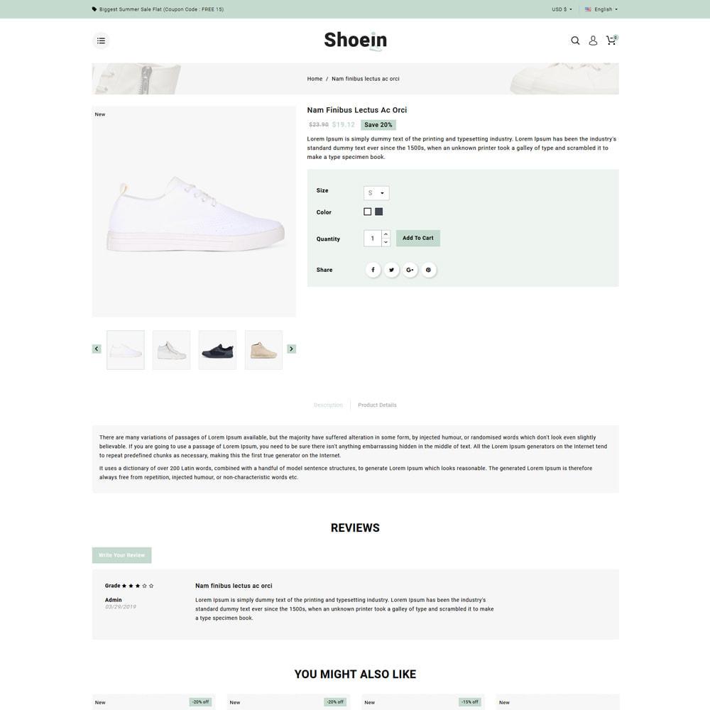 theme - Mode & Schuhe - Shoein - Shoes Store - 4