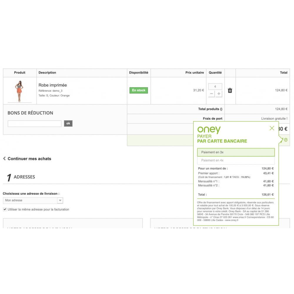 module - Paiement par Carte ou Wallet - PayPlug – Paiement en ligne simple et sécurisé ! - 2