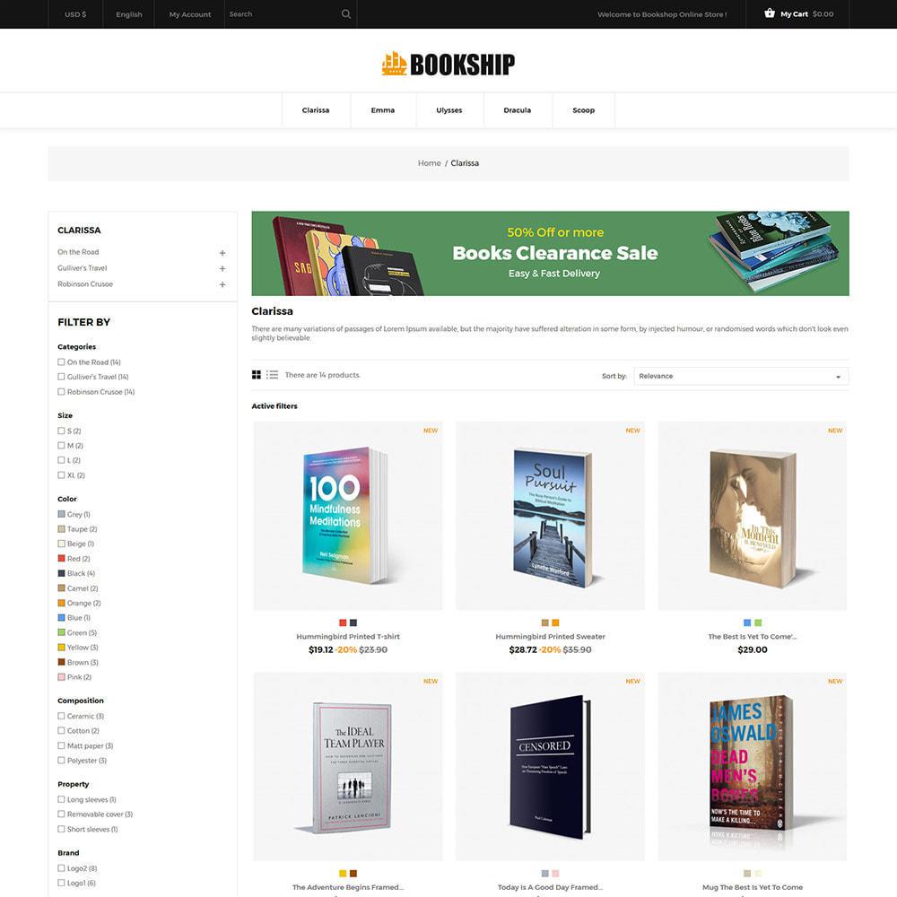 theme - Arte y Cultura - Librería - Book Online Library Magazine Store - 4