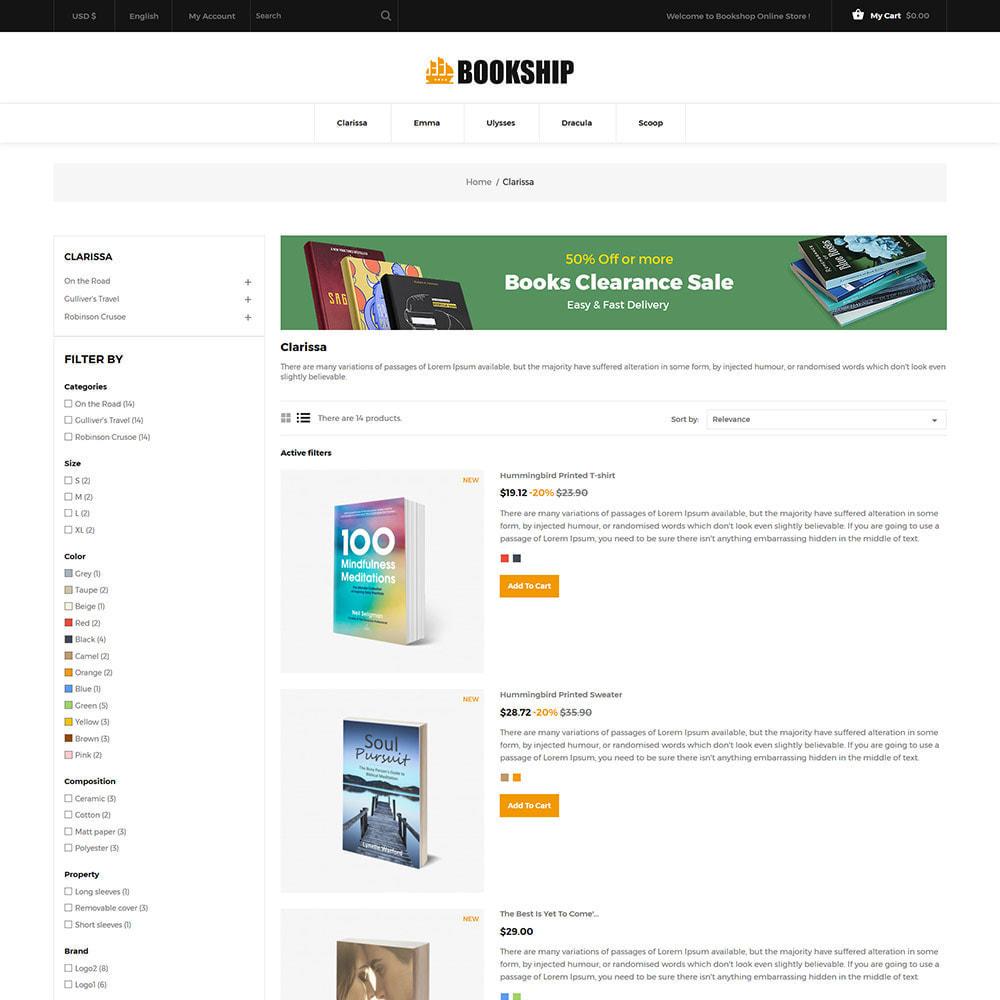 theme - Arte y Cultura - Librería - Book Online Library Magazine Store - 5