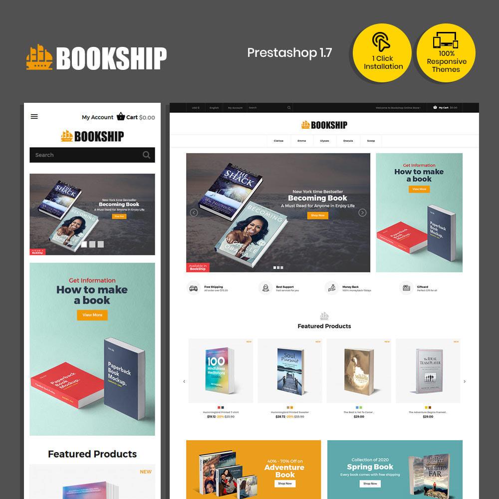 theme - Kultura & Sztuka - Bookship - Book Online Library Magazine Store - 2