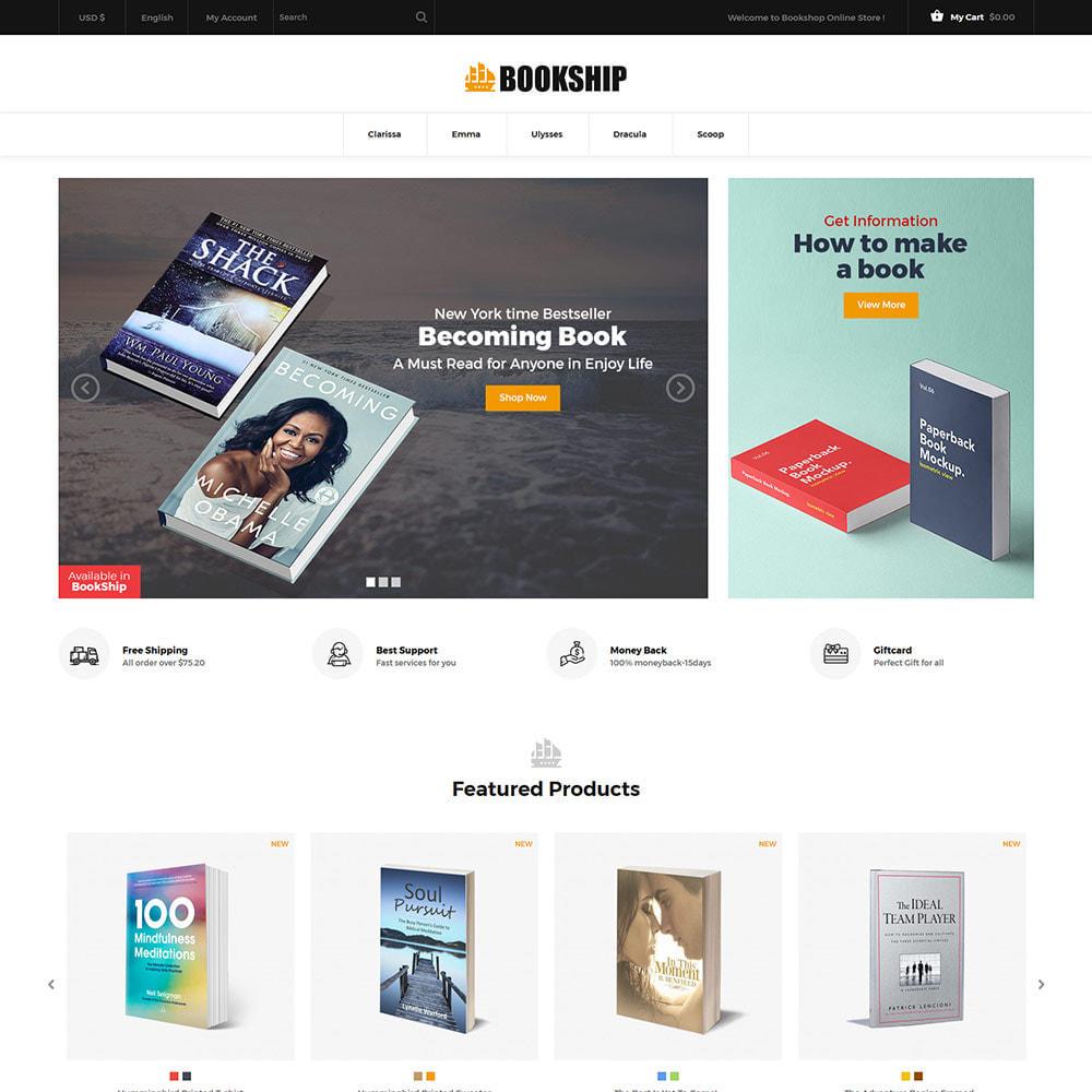 theme - Kultura & Sztuka - Bookship - Book Online Library Magazine Store - 3