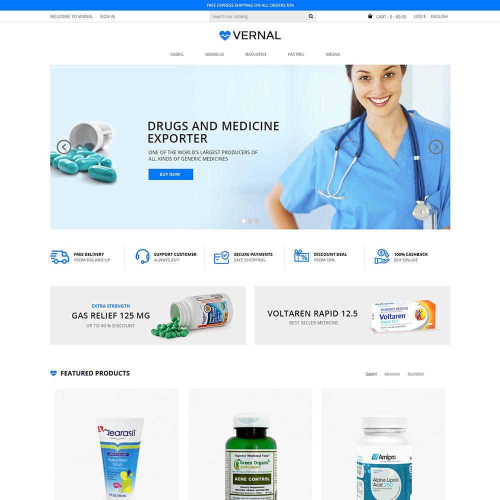 theme - Santé & Beauté - Bio Medical - Santé, médicaments, pharmacie - 3