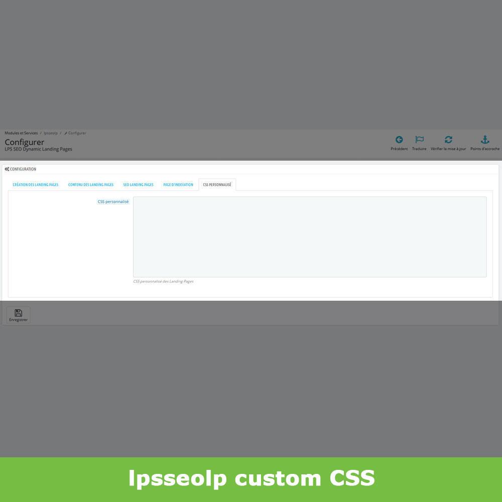 module - SEO - SEO Dynamic Landing Pages - 10