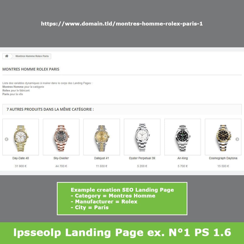 module - SEO - SEO Dynamic Landing Pages - 11