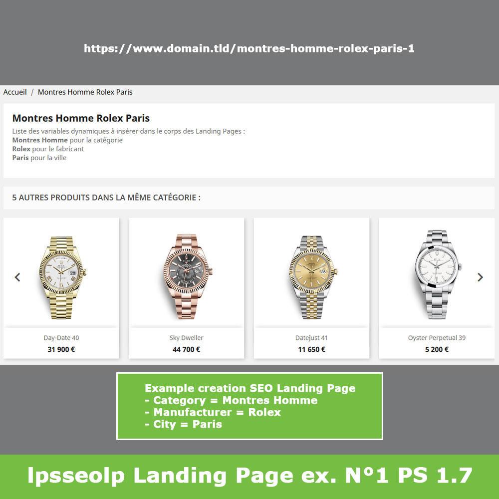 module - SEO - SEO Dynamic Landing Pages - 12