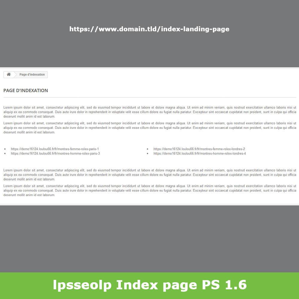 module - SEO - SEO Dynamic Landing Pages - 17
