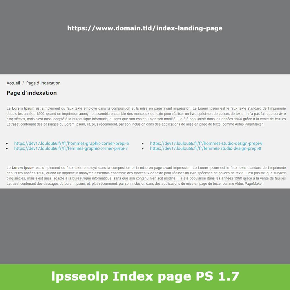module - SEO - SEO Dynamic Landing Pages - 18