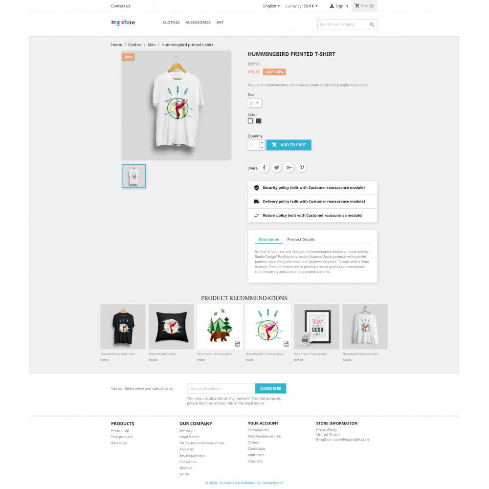module - Ventas cruzadas y Packs de productos - Recomendaciones de productos de engage - 4