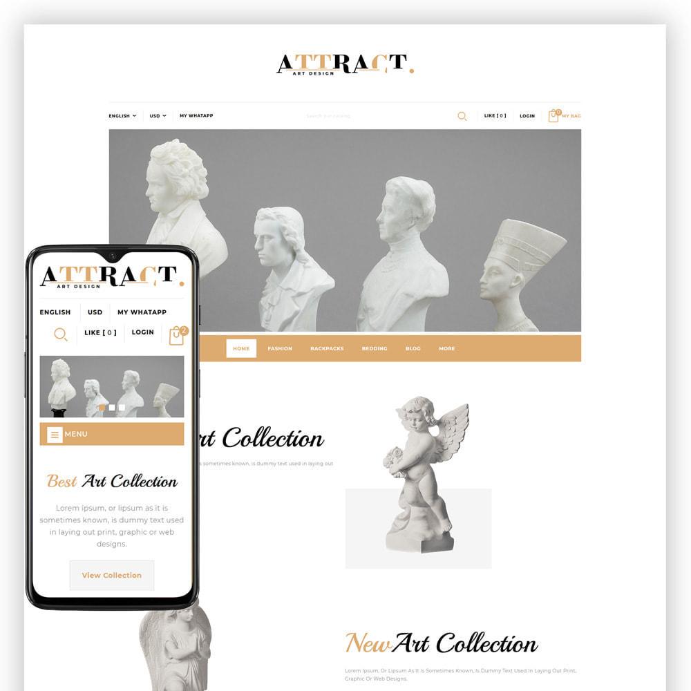 theme - Kunst & Kultur - Attract - Art Store - 1