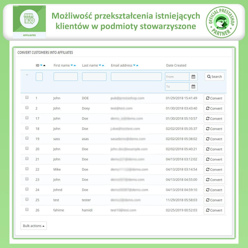 module - Płatne pozycjonowanie & Afiliacja - Program Partnerski i Polecający - 25