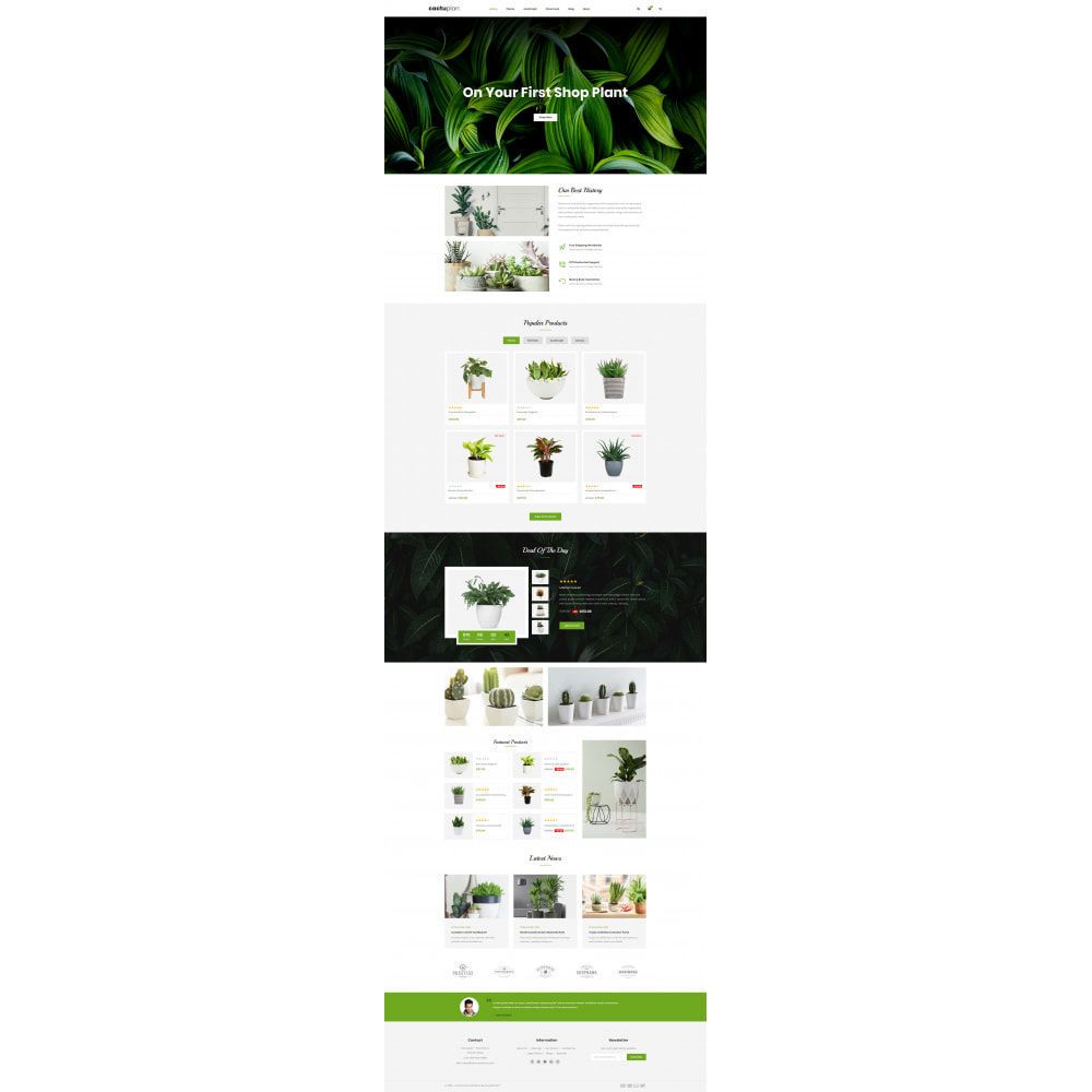 theme - Home & Garden - Cactuplan - Multipurpose Store - 9